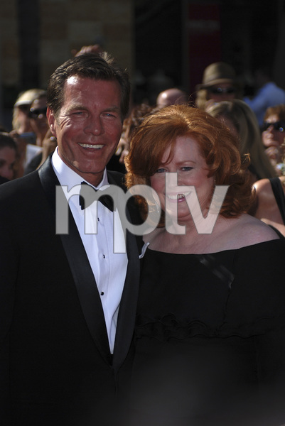 """The 34th Annual Daytime Emmy Awards""Peter Bergman, Mariellen Bergman06-15-2007 / Kodak Theatre / Hollywood, CA / Photo by Andrew Howick - Image 23100_0174"