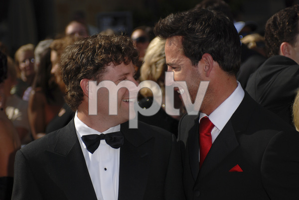 """""""The 34th Annual Daytime Emmy Awards""""Sean Astin, Ricky Paul Goldin06-15-2007 / Kodak Theatre / Hollywood, CA / Photo by Andrew Howick - Image 23100_0176"""