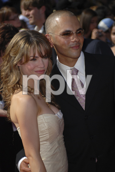 """""""The 34th Annual Daytime Emmy Awards""""Rebecca Herbst, MIchael Saucedo06-15-2007 / Kodak Theatre / Hollywood, CA / Photo by Andrew Howick - Image 23100_0179"""
