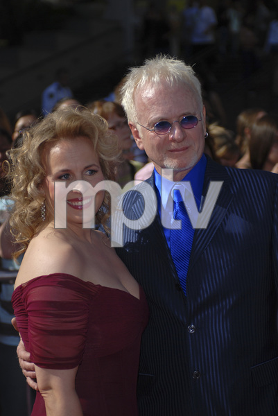 """""""The 34th Annual Daytime Emmy Awards""""Genie Francis, Anthony Geary06-15-2007 / Kodak Theatre / Hollywood, CA / Photo by Andrew Howick - Image 23100_0189"""