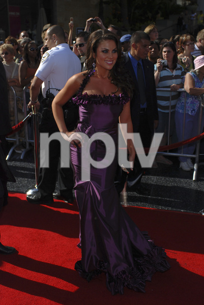 """The 34th Annual Daytime Emmy Awards""Nadja Bjorlin06-15-2007 / Kodak Theatre / Hollywood, CA / Photo by Andrew Howick - Image 23100_0193"