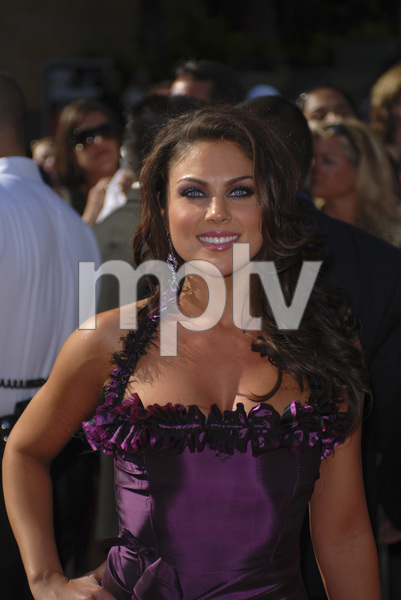 """The 34th Annual Daytime Emmy Awards""Nadja Bjorlin06-15-2007 / Kodak Theatre / Hollywood, CA / Photo by Andrew Howick - Image 23100_0194"