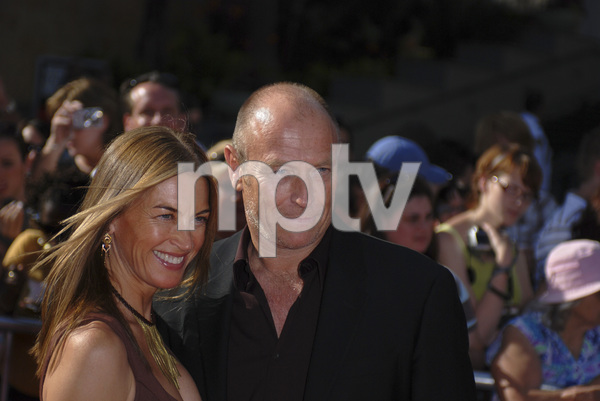 """The 34th Annual Daytime Emmy Awards""Amanda Pays, Corbin Bernsen06-15-2007 / Kodak Theatre / Hollywood, CA / Photo by Andrew Howick - Image 23100_0200"