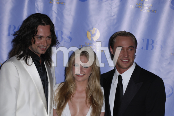 """The 34th Annual Daytime Emmy Awards""Constantine Maroulis, Mackenzie Mauzy, Kyle Lowder06-15-2007 / Kodak Theatre / Hollywood, CA / Photo by Andrew Howick - Image 23100_0201"