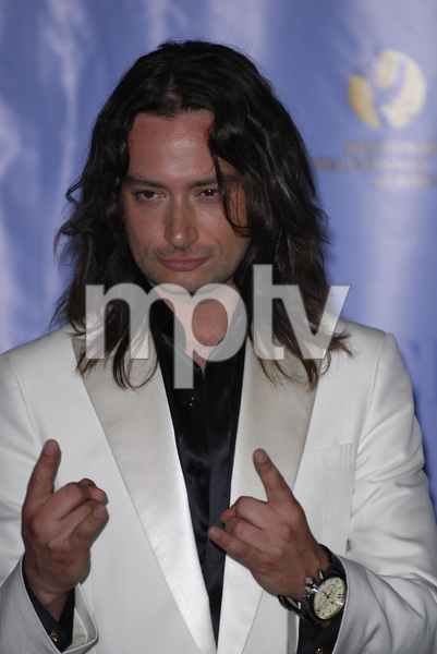 """The 34th Annual Daytime Emmy Awards""Constantine Maroulis06-15-2007 / Kodak Theatre / Hollywood, CA / Photo by Andrew Howick - Image 23100_0202"