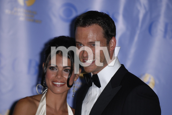 """The 34th Annual Daytime Emmy Awards""Lindsey Korman, Eric Martsolf 06-15-2007 / Kodak Theatre / Hollywood, CA / Photo by Andrew Howick - Image 23100_0206"
