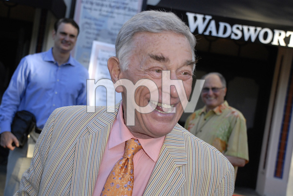 """""""80th Birthday Salute to Mort Sahl""""Shelley Berman06-28-2007 / Wadsworth Theater / Brentwood, CA / Photo by Andrew Howick - Image 23107_0009"""