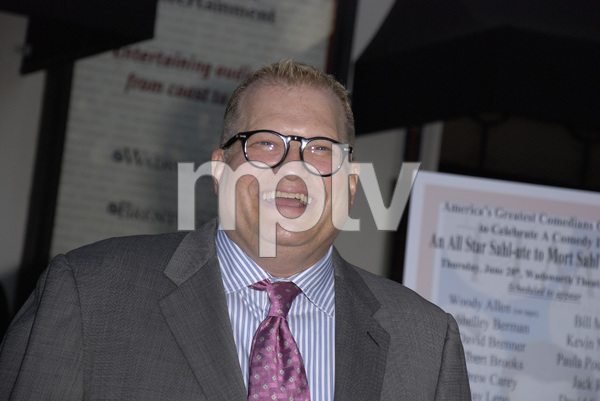 """80th Birthday Salute to Mort Sahl""Drew Carey06-28-2007 / Wadsworth Theater / Brentwood, CA / Photo by Andrew Howick - Image 23107_0023"