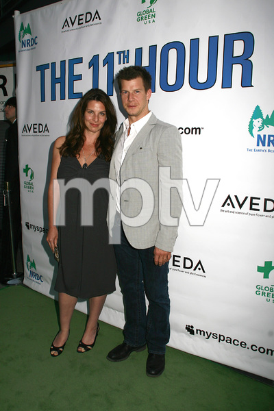 """The 11th Hour"" (Premiere) Ivy Sherman, Eric Mabius 8-8-2007 / Arclight Theaters / Los Angeles, CA / Warner Independent Pictures / Photo by Max Rodeo - Image 23163_0009"