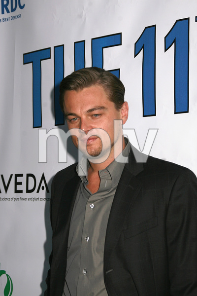 """""""The 11th Hour"""" (Premiere) Leonardo DiCaprio8-8-2007 / Arclight Theaters / Los Angeles, CA / Warner Independent Pictures / Photo by Max Rodeo - Image 23163_0011"""
