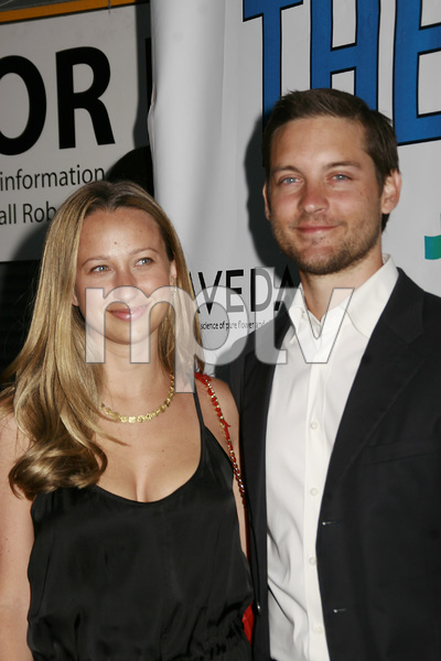 """""""The 11th Hour"""" (Premiere) Jennifer Meyer, Tobey Maguire 8-8-2007 / Arclight Theaters / Los Angeles, CA / Warner Independent Pictures / Photo by Max Rodeo - Image 23163_0014"""
