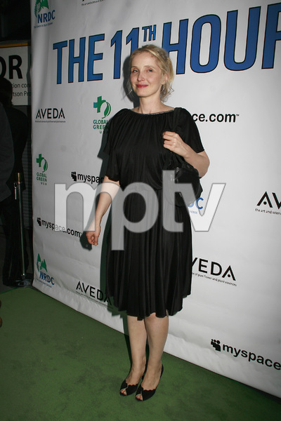 """""""The 11th Hour"""" (Premiere) Julie Delpy 8-8-2007 / Arclight Theaters / Los Angeles, CA / Warner Independent Pictures / Photo by Max Rodeo - Image 23163_0017"""