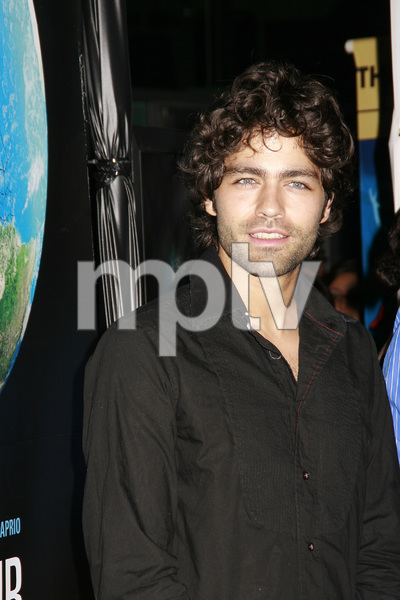 """The 11th Hour"" (Premiere) Adrian Grenier 8-8-2007 / Arclight Theaters / Los Angeles, CA / Warner Independent Pictures / Photo by Max Rodeo - Image 23163_0021"