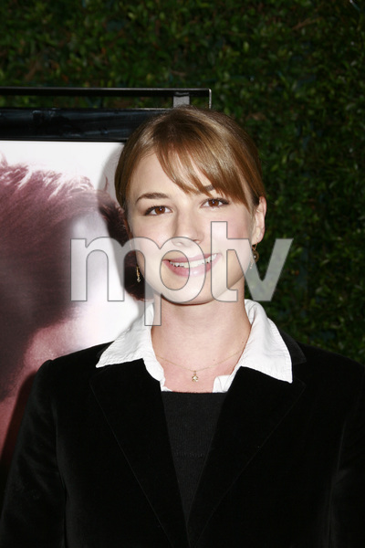 """""""Things We Lost in the Fire"""" (Premiere) Emily VanCamp 10-15-2007 / Mann"""
