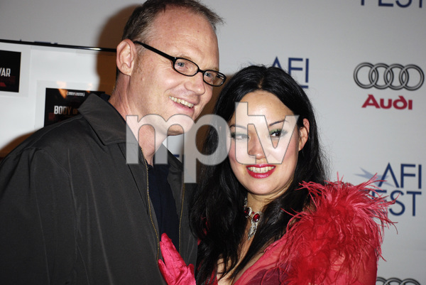 """""""Noise"""" (Premiere)C. Thomas Lewis, Anna Biller11-6-2007 / ArcLight Cinemas / Hollywood, CA / Seven Arts Pictures / Photo by Andrew Howick - Image 23233_0007"""
