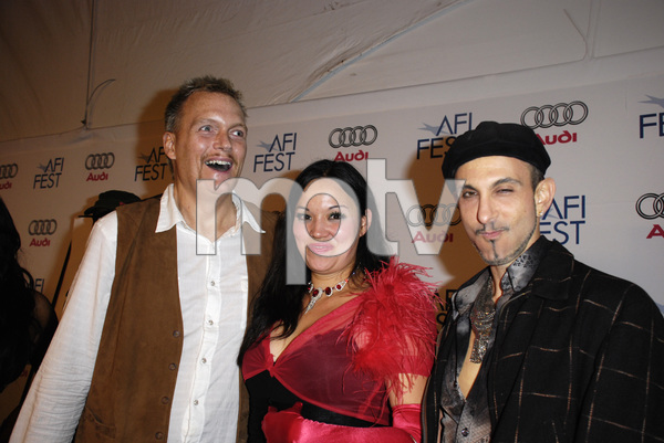 """""""Noise"""" (Premiere)Anna Biller, Barry Morse11-6-2007 / ArcLight Cinemas / Hollywood, CA / Seven Arts Pictures / Photo by Andrew Howick - Image 23233_0008"""