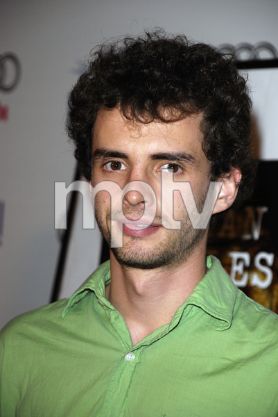 """""""Noise"""" (Premiere)Jonas Cuaron 11-6-2007 / ArcLight Cinemas / Hollywood, CA / Seven Arts Pictures / Photo by Andrew Howick - Image 23233_0010"""