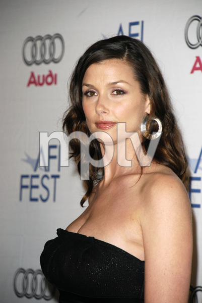 """Noise"" (Premiere)Bridget Moynahan11-6-2007 / ArcLight Cinemas / Hollywood, CA / Seven Arts Pictures / Photo by Andrew Howick - Image 23233_0016"