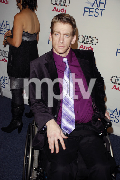 """""""Noise"""" (Premiere)Tomas Young 11-6-2007 / ArcLight Cinemas / Hollywood, CA / Seven Arts Pictures / Photo by Andrew Howick - Image 23233_0026"""