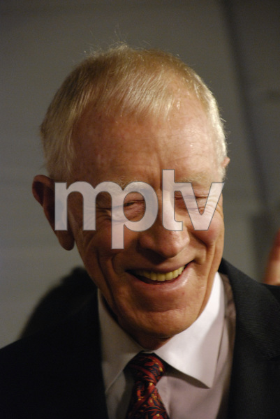 """""""The Diving Bell and the Butterfly"""" aka """"Scaphandre et le papillon, Le"""" (Premiere)Max von Sydow11-8-2007 / ArcLight Cinemas / Hollywood, CA / Miramax Films / Photo by Andrew Howick - Image 23235_0012"""