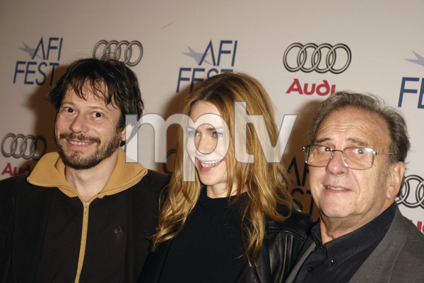 """""""The Diving Bell and the Butterfly"""" aka """"Scaphandre et le papillon, Le"""" (Premiere)Mathieu Amalric, Marie-Josee Croze, Ronald Harwood11-8-2007 / ArcLight Cinemas / Hollywood, CA / Miramax Films / Photo by Andrew Howick - Image 23235_0014"""