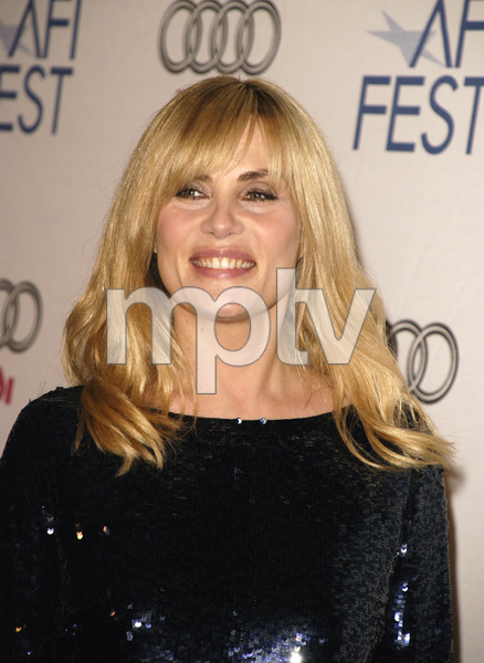 """""""The Diving Bell and the Butterfly"""" aka """"Scaphandre et le papillon, Le"""" (Premiere)Emmanuelle Seigner 11-8-2007 / ArcLight Cinemas / Hollywood, CA / Miramax Films / Photo by Andrew Howick - Image 23235_0019"""