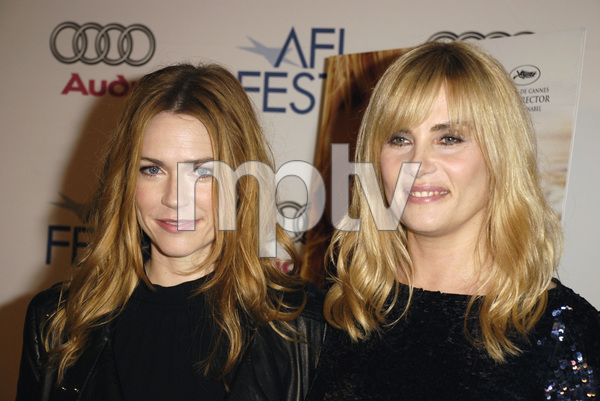 """""""The Diving Bell and the Butterfly"""" aka """"Scaphandre et le papillon, Le"""" (Premiere)Marie-Josee Croze, Emmanuelle Seigner 11-8-2007 / ArcLight Cinemas / Hollywood, CA / Miramax Films / Photo by Andrew Howick - Image 23235_0021"""
