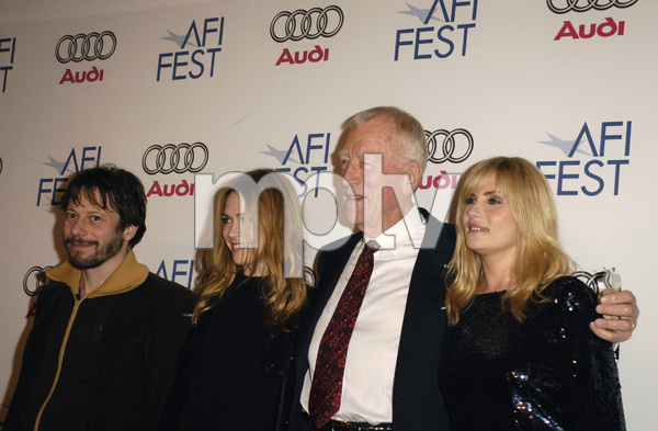 """""""The Diving Bell and the Butterfly"""" aka """"Scaphandre et le papillon, Le"""" (Premiere)Mathieu Amalric, Marie-Josee Croze, Max von Sydow, Emmanuelle Seigner 11-8-2007 / ArcLight Cinemas / Hollywood, CA / Miramax Films / Photo by Andrew Howick - Image 23235_0024"""