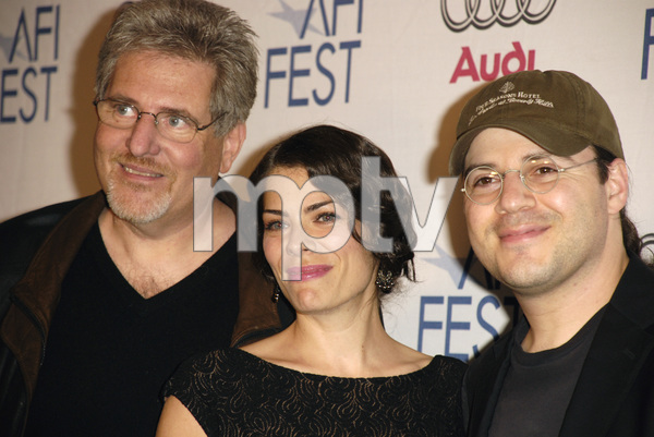 """The Diving Bell and the Butterfly"" aka ""Scaphandre et le papillon, Le"" (Premiere)Barry Schuler, Jennifer Fontaine, Adam Rifkin 11-8-2007 / ArcLight Cinemas / Hollywood, CA / Miramax Films / Photo by Andrew Howick - Image 23235_0027"