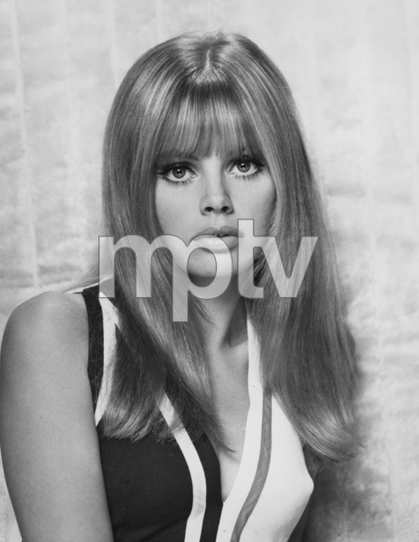 "Britt Ekland""The Double Man""Warner Brothers 1967 - Image 2325_0009"