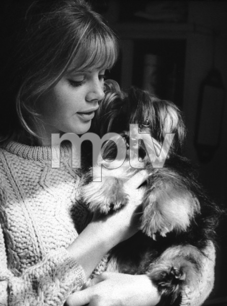 """Britt Ekland""""The Double Man""""Warner Brothers 1967 - Image 2325_0100"""