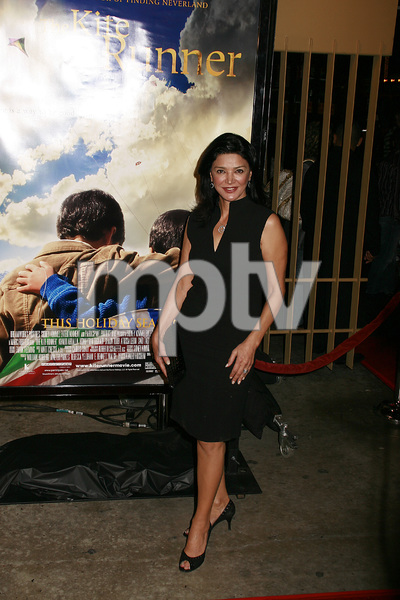 """The Kite Runner"" (Premiere) Shohreh Aghdashloo 12-4-2007 / Egyptian Theater / Hollywood, CA / Paramount Vantage / Photo by Max Rodeo - Image 23258_0005"