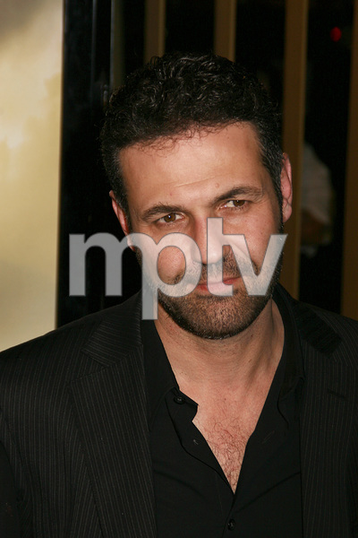 """""""The Kite Runner"""" (Premiere) Khaled Hosseini 12-4-2007 / Egyptian Theater / Hollywood, CA / Paramount Vantage / Photo by Max Rodeo - Image 23258_0016"""