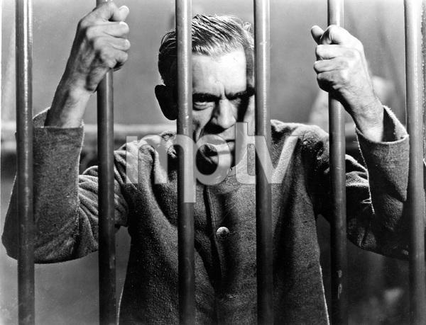 """BEHIND THE MASK"". Boris Karloff, Columbia, 1932. I.V. - Image 23326_0006"