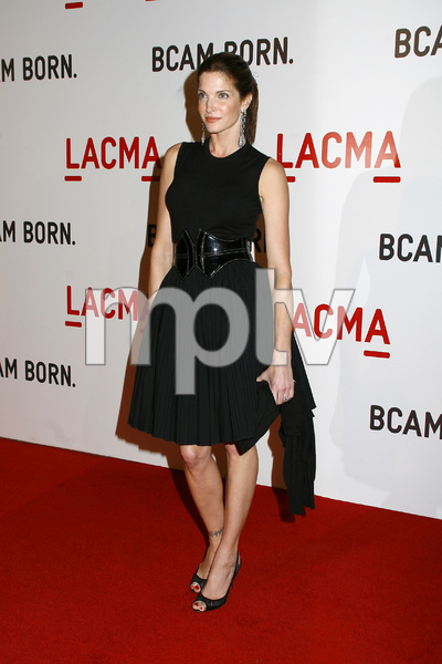 Opening Celebration of the Broad Contemporary Art Museum  Stephanie Seymour2-9-2008 / LACMA / Los Angeles, CA / Photo by Max Rodeo - Image 23349_0007