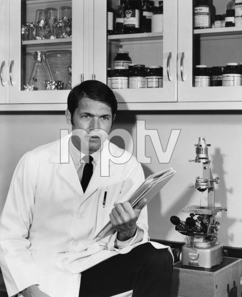 "Chad Everett in ""Medical Center""1969Photo by Gabi Rona - Image 2335_0011"