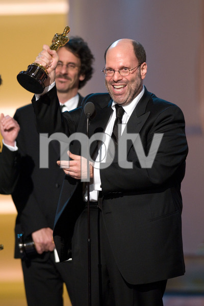 """Academy Awards - 80th Annual"" (Telecast)Scott Rudin2-24-08Photo by Michael Yada © 2008 A.M.P.A.S. - Image 23359_0175"