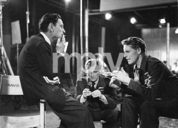 """""""BREAKING THE SOUND BARRIER"""". David Lean, Nigel Patrick, John Justin, United Srtists, 1952, I.V. - Image 23368_0001"""