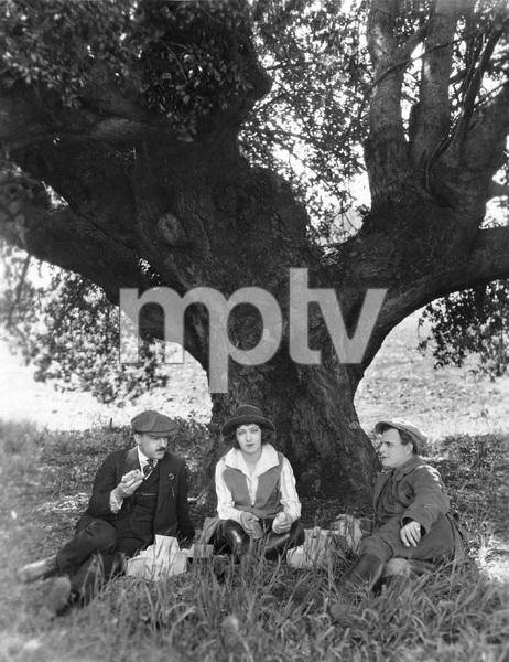 """""""THE BRAT""""Alla Nazimova, Herbert Blache, Charles Bryant1919 MGM** I.V. - Image 23369_0001"""
