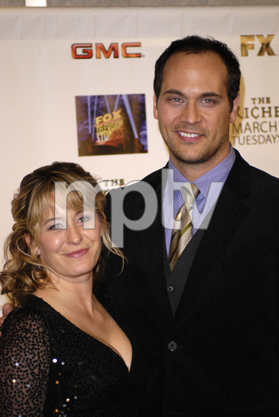 """""""The Riches"""" (Premiere)Charity Stashwick, Todd Stashwick 03-16-2008 / Pacific Design Center / West Hollywood, CA / FX Network / Photo by Andrew Howick - Image 23393_0001"""