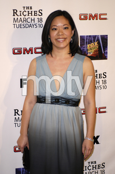 """""""The Riches"""" (Premiere)Teresa Huang 03-16-2008 / Pacific Design Center / West Hollywood, CA / FX Network / Photo by Andrew Howick - Image 23393_0004"""