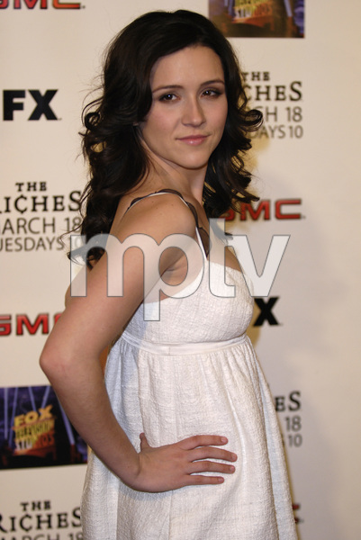 """""""The Riches"""" (Premiere)Shannon Marie Woodward 03-16-2008 / Pacific Design Center / West Hollywood, CA / FX Network / Photo by Andrew Howick - Image 23393_0012"""