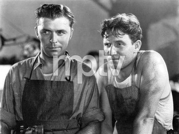 """""""20,000 YEARS IN SING SING""""  Spencer Tracy, First National, 1932, I.V. - Image 23397_0001"""