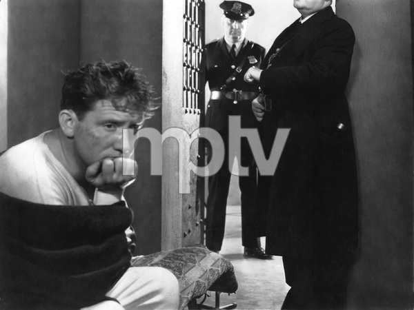 """""""20,000 YEARS IN SING SING""""  Spencer Tracy, First National, 1932, I.V. - Image 23397_0002"""