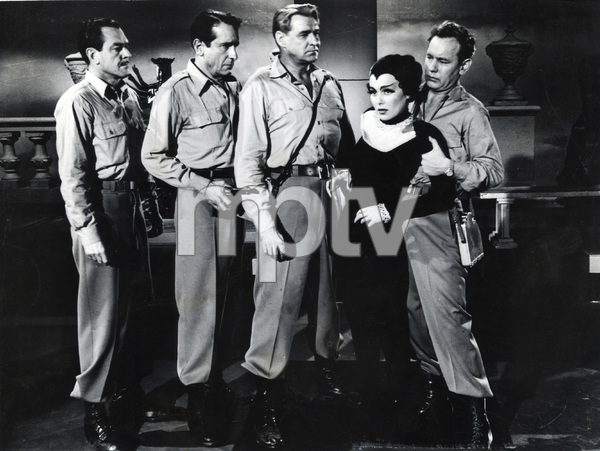 """""""CAT WOMEN OF THE MOON""""  Sonny Tufts, Marie Windsor, Victor Jory, Astor Pictures, 1953, I.V. - Image 23482_0001"""