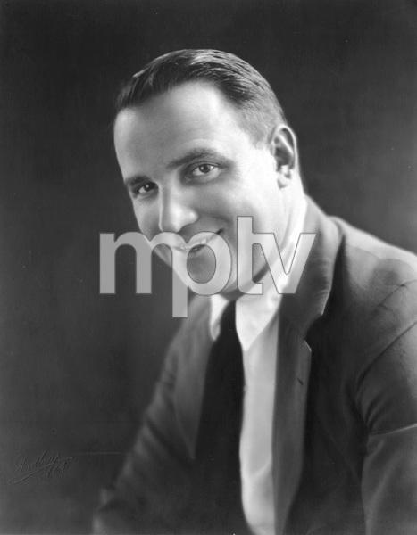 Film director Allan Dwan, 1920