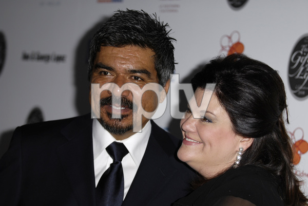 The 29th Annual Gift of Life Gala George Lopez, Ann Serrano 5-18-2008 / Century Plaza Hotel / Los Angeles, CA / Photo by Andrew Howick - Image 23518_0023