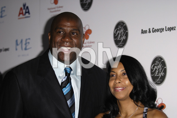 The 29th Annual Gift of Life GalaMagic Johnson, Cookie Johnson5-18-2008 / Century Plaza Hotel / Los Angeles, CA / Photo by Andrew Howick - Image 23518_0037