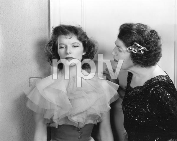 Katharine Hepburn, Constance Collier, STAGE DOOR, RKO, 1937, I.V. - Image 23520_0006