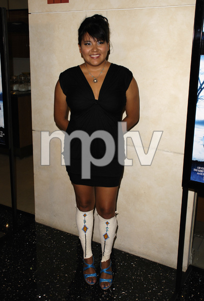 """""""Frozen River"""" (Premiere)Misty Upham07-22-2008 / The Pacific Design Center / West Hollywood, CA / Sony Pictures Classics / Photo by Andrew Howick - Image 23575_0004"""